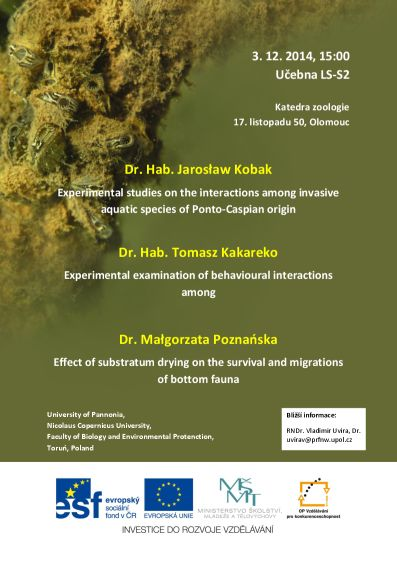 Phd thesis on river hydrobiology